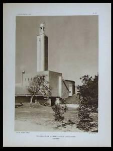 L-039-ARCHITECTE-1926-WESTERVELD-COLUMBARIUM-DUDOK-PARIS-3-RUE-CHARDIN-PACON