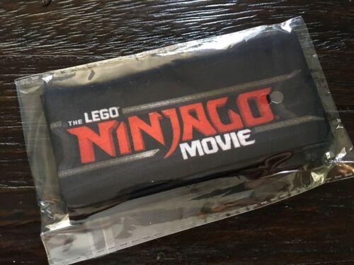 LEGO - The Ninjago Movie Black Headband - Toys R Us Promo - Brand New
