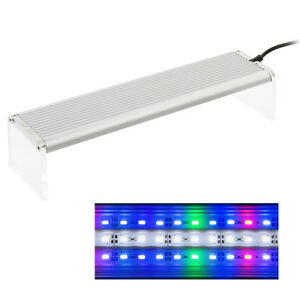 Chihiros plafoniera led a series rgb per acquario marino for Plafoniera led acquario
