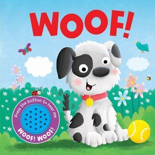 Woof By Bonnier Books Ltdboard Book Ebay