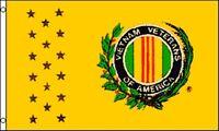 3'x5' Viet Nam Service Polyester Flag