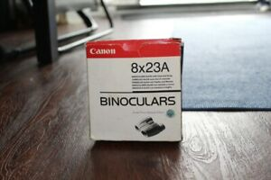Canon-8x23A-Binaculars-with-Original-Box-and-more
