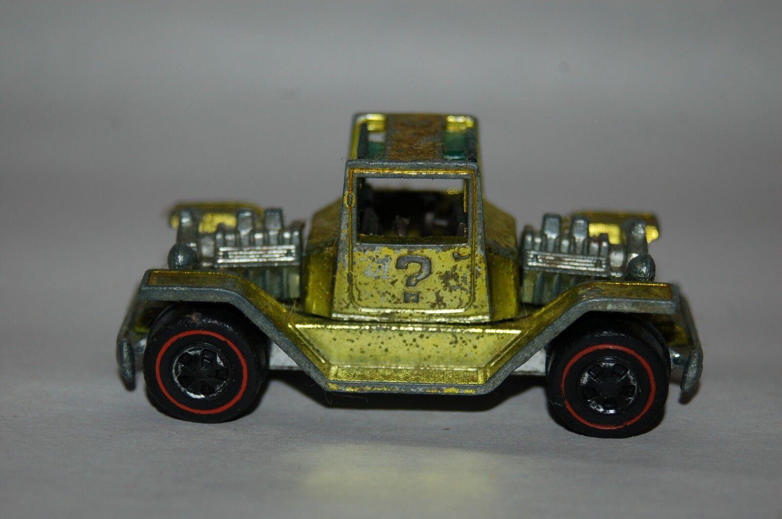 1971 Hot Wheels T-4-2 (gold)
