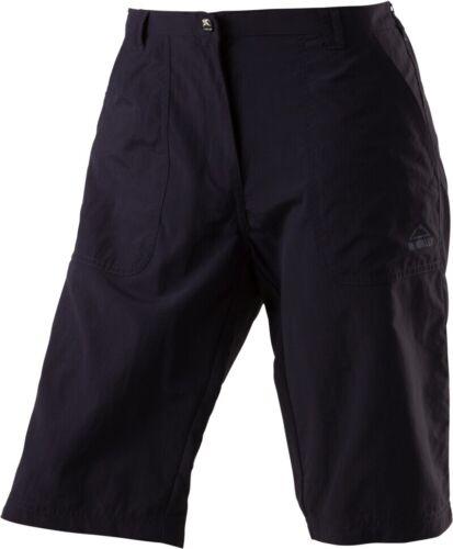McKinley Damen Trekking Bermuda Peppino Shorts 286206-512 navy Größe 38+46  NEU!
