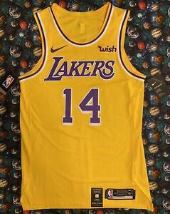 Details about Authentic Nike NBA Los Angeles LA Lakers Brandon Ingram Basketball Jersey