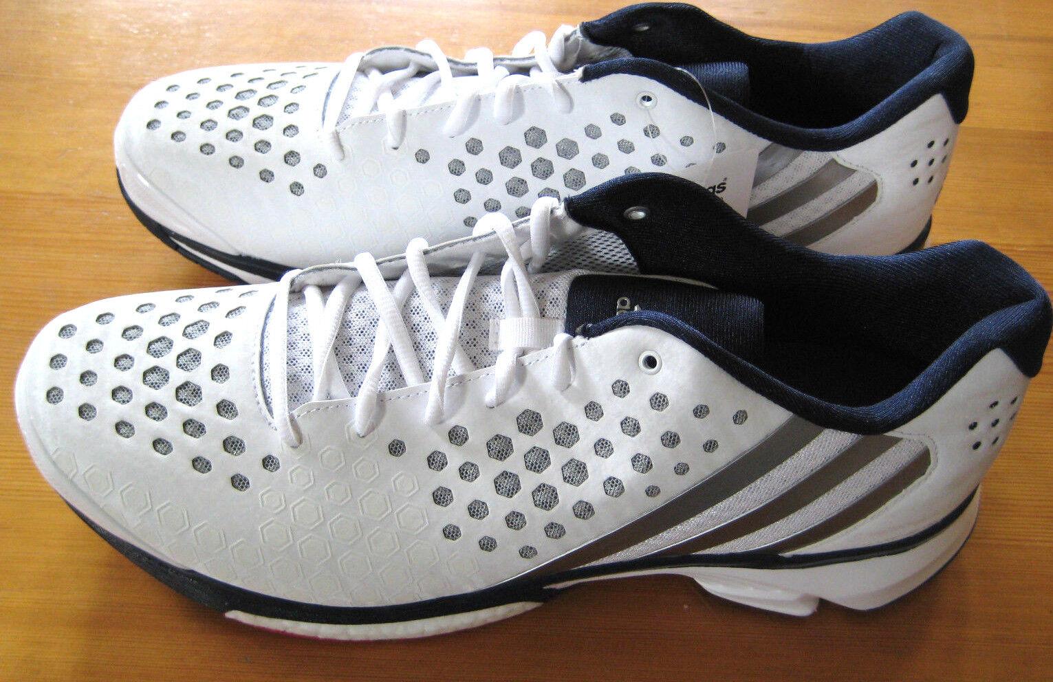 best service b0c58 f8b06 Adidas Volley Response Boost B34148 Volleyball Freizeit Freizeit Freizeit  Lauf Schuhe schw-weiss. 989b89