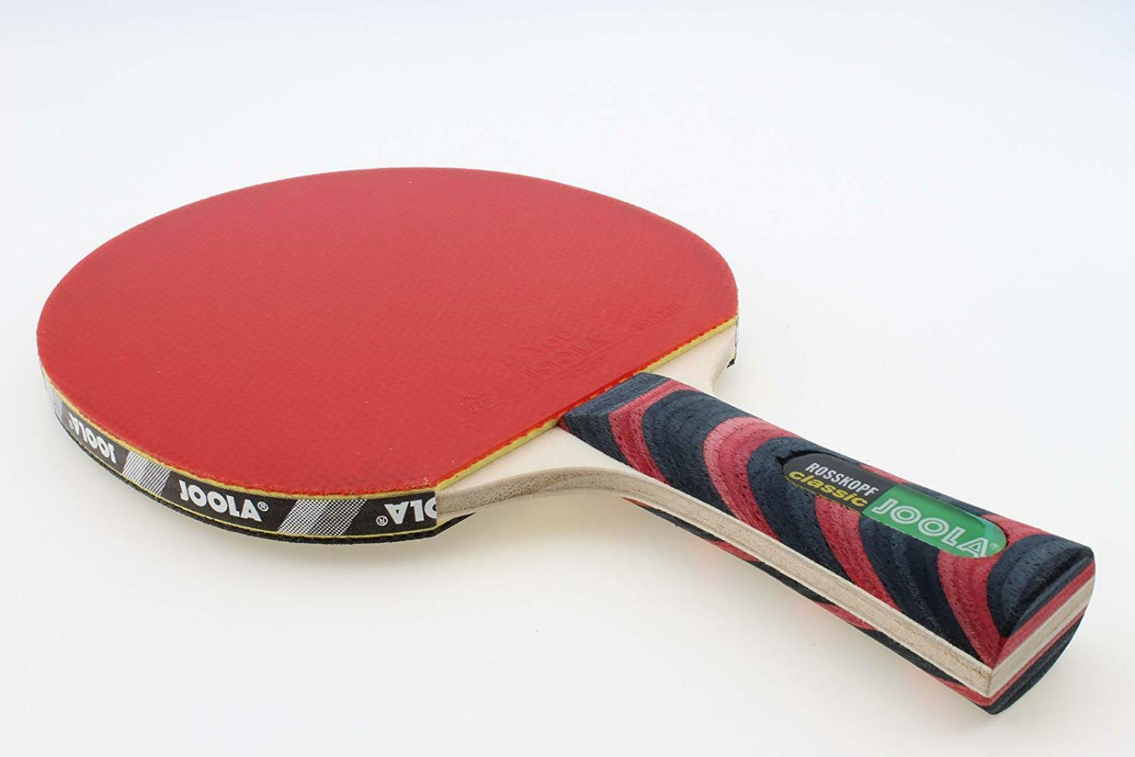 Joola competition table tennis bat - Rosskopf classic model - multi-color