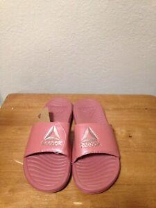 Classic Slide Sandal Pink Rose Size