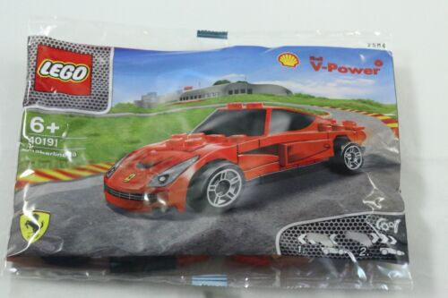 LEGO  Polybag Set 40191  Roll-Back Power
