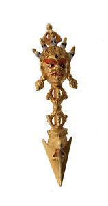Phurba Vajrakila Phurbu Tantra Dorje Rame Ritual Vedic 10cm 6091 GB