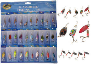 Lot-30pcs-Kinds-of-Fishing-Lures-Crankbaits-Hooks-Minnow-Baits-Tackle-Hot-New