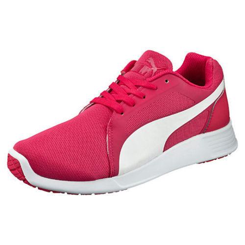 Puma Womens ST Trainer Evo pink pink RED-WHITE Pink New
