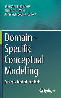 Domain-Specific Conceptual Modeling: Concepts, Methods and Tools, , Used; Like N