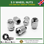 2015-21 5 Wheel Nuts M12X1.5 Bolts For Vauxhall Astra K