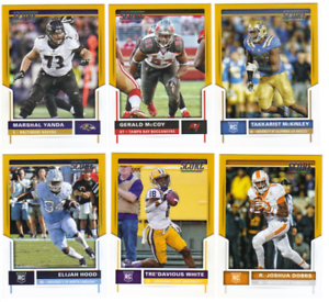 2017-Panini-Score-Football-Gold-Parallels-Choose-From-Card-039-s-1-440