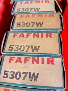 FAFNIR 5307W, TIMKEN 5307W DOUBLE ROW ANGULAR CONTACT BEARING