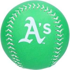 Oakland Athletics Rawlings St. Patrick's Day Baseball