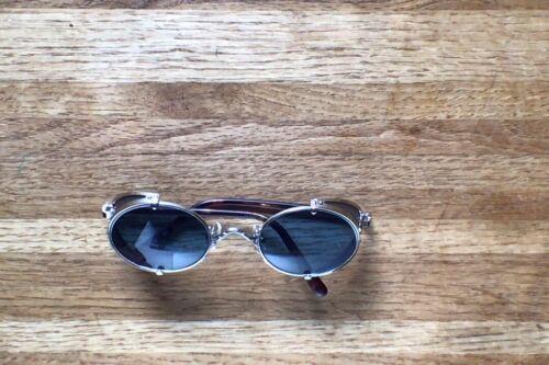 Matsuda Vintage Sunglasses 10610 Titanium Titan