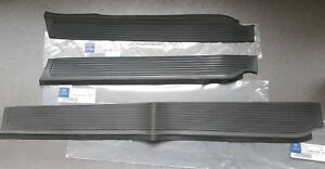 Mercedes Benz W111 Door Sill Rubber Cover Set 4 Pieces