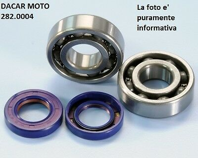 282.0004 Kit Revisione Albero Motore Polini Gilera : Gsm 50 - H@k