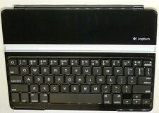 Logitech 920-004013 UltraThin Keyboard Cover (Black) for iPad 2/3/4th Genreation