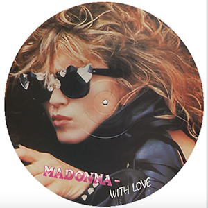 Madonna-picture-disc-Rare-MA-1-Madonna-with-love-Interview
