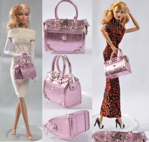 "Sherry Doll Bag 12-22/"" Tonner Sybarite Fashion Royalty Poppy Parker FR2 26Bag-8"