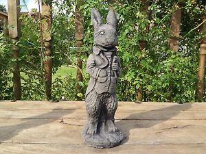 NEWLOW-PRICE-Beatrix-Potter-Peter-Rabbit-Statue-Garden-Ornament-Latex-Mould