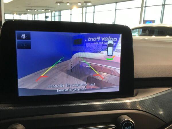 Ford Focus 1,0 EcoBoost mHEV Active stc. billede 9