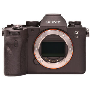 Sony Alpha a9 II Mirrorless 24.2MP 4K Digital Camera Body - ILCE9M2/B
