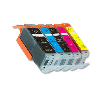 40 PK Printer Ink Compatible for Canon PGI-250 CLI-251 MG5500 MG5600 MG5620