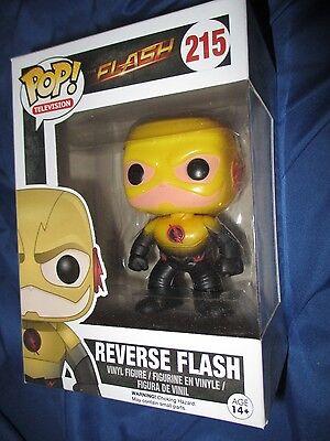 Reverse Flash Pop Figure #215 by Funko Flash TV Series Pop Vinyl Toy
