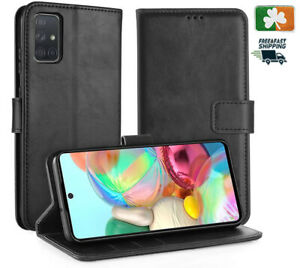 Brand-NEW-PU-Leather-Wallet-Case-Cover-For-Samsung-Galaxy-A10-A20-A30-A40-A50-A6