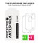 miniature 4 - Pellicola Protettiva Antishock Fotocamera per Samsung Galaxy S20 Plus
