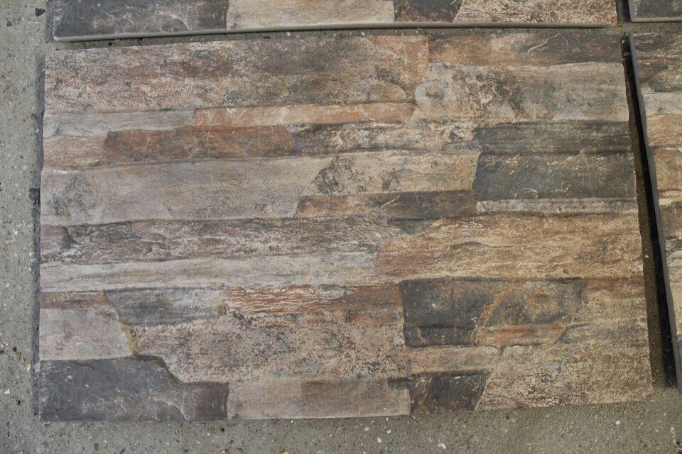 Brændeovn, Væg fliser fra Spanien 20 m2