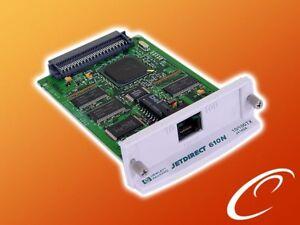 HP-JetDirect-610N-J4169A-Netzwerkkarte-Printserver