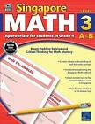 Singapore Math, Grade 4 by Thinking Kids (Paperback / softback, 2015)