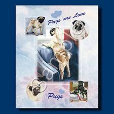 PUG Dog Present Gift Bag