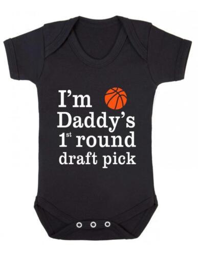 """BABY GROW BABY GROW /""""Basket-DADDYS 1st Round progetto seleziona/"""" il basket divertenti"""