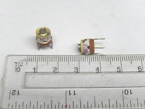 10 X Trimmer Condensatore in Ceramica 1,5-7 PF