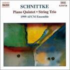 Schnittke: Chamber Music (CD, Oct-2000, Naxos (Distributor))