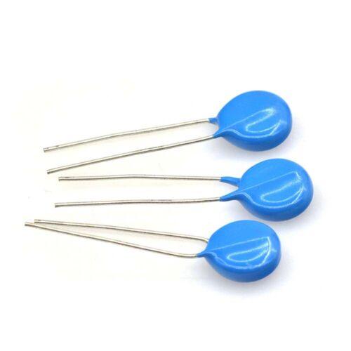 20Pcs 7D//10D//14D Metal Oxide Varistor MOV Values of Range 180K to 821K