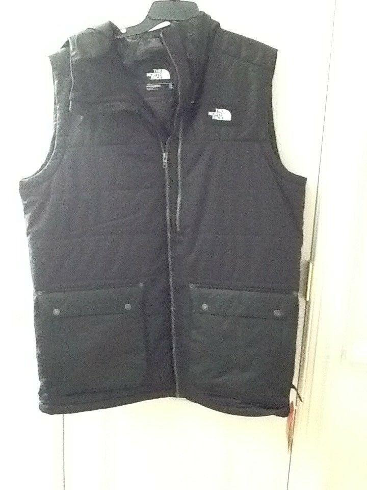 b56b951418f0 The North Face Mens Camshaft Black Vest Jacket Size XL for sale ...