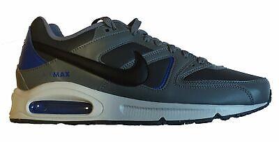 NIKE Da Uomo per il tempo libero Scarpe Scarpe Sportive Retro sneaker Air Max Command Grigio Blu | eBay