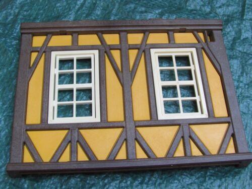 Playmobil Ritter Fachwerkhaus Töpferei 3455 Teile zu Auswahl Fachwerk gelb