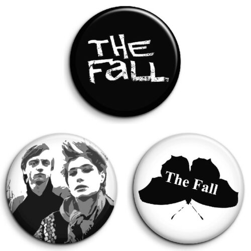 MARK E SMITH 25mm Badges GREAT VALUE FREE POST 3 THE FALL