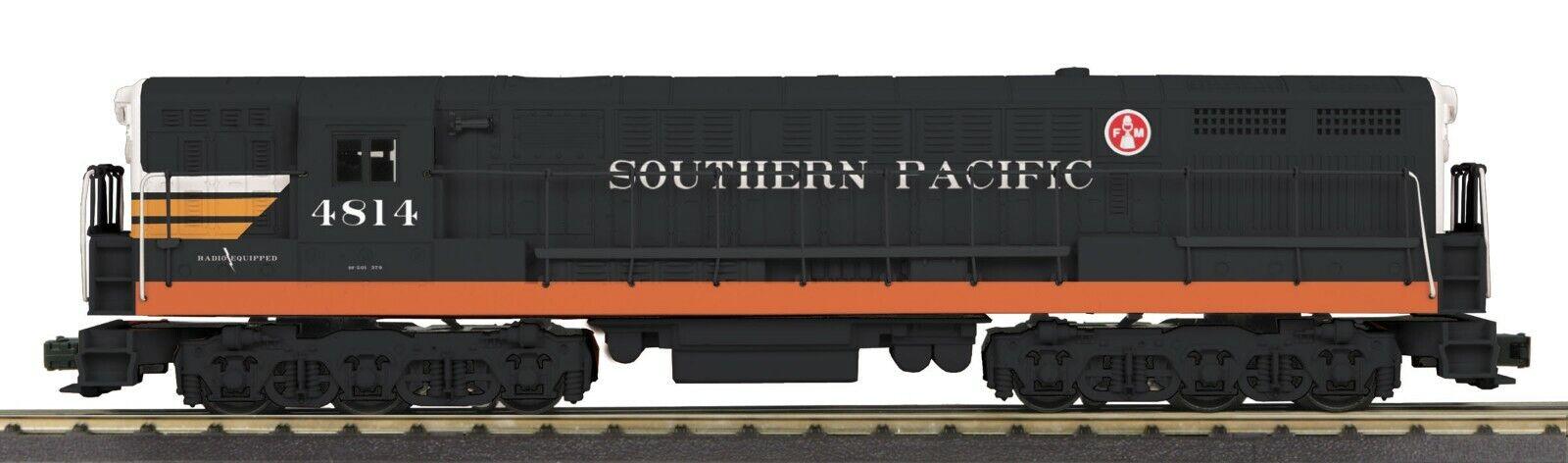 MTH  30-20387-1, 30-20387-1, 30-20387-1, 30-20387-3 SOUTHERN PACIFIC FM POWERED & NON POWERED PredO 3.0 6e2a39