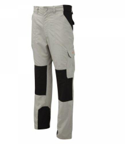 Craghoppers Bear Grylls Survivor idrorepellente passeggio Pantaloni-Metallo Nero