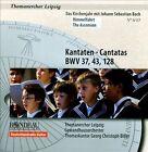 Kantaten, BWV 37, 43, 128 (CD, Sep-2013, Rondeau)