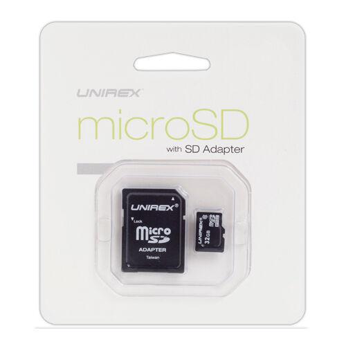 Unirex 16GB Micro SD Card with USB Reader and SD Adaptor   MSU-165   Ebay